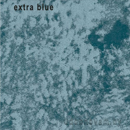 extra-blue микровелюр мебельная ткань