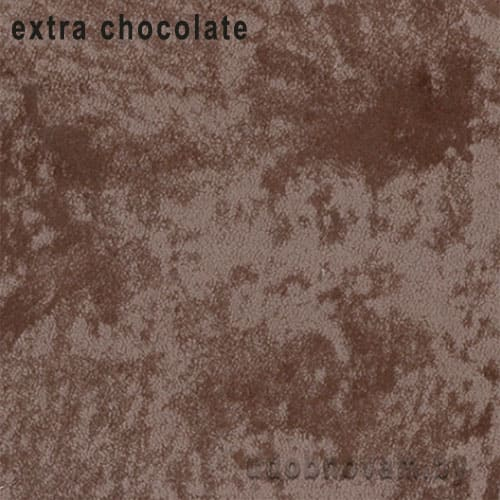extra-chocolate микровелюр мебельная ткань