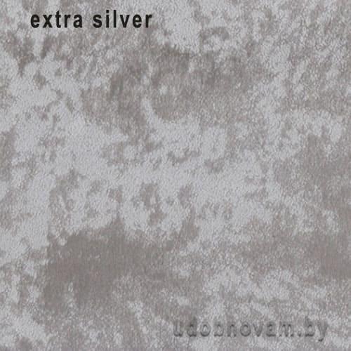 extra-silver микровелюр мебельная ткань