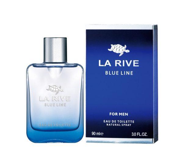 """BLUE LINE"" туалетная вода мужская 90 мл | LA RIVE"