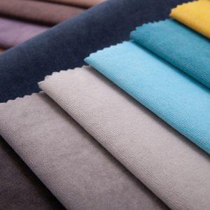 BUDDY микровелюр ткань мебельная высокая износостойкость