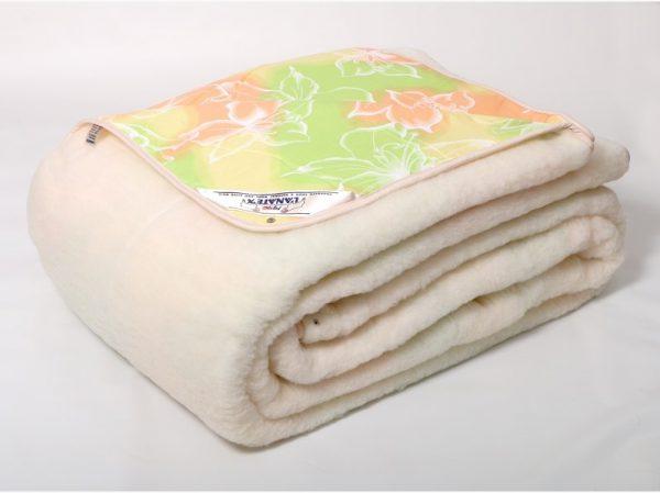 Одеяло из шерсти Трансформер Ланатекс